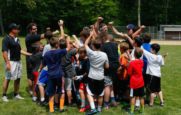 spring_camp_huddle