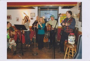 The Crazy Celts perform at Connecticut River Museum, July 30