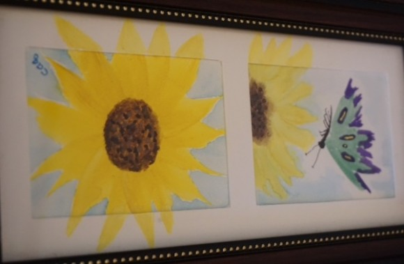 Cynthia Quinn_sunflowers