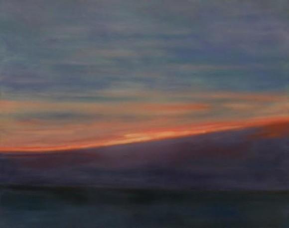 Afterlight by artist Kay Knight Clarke of Essex