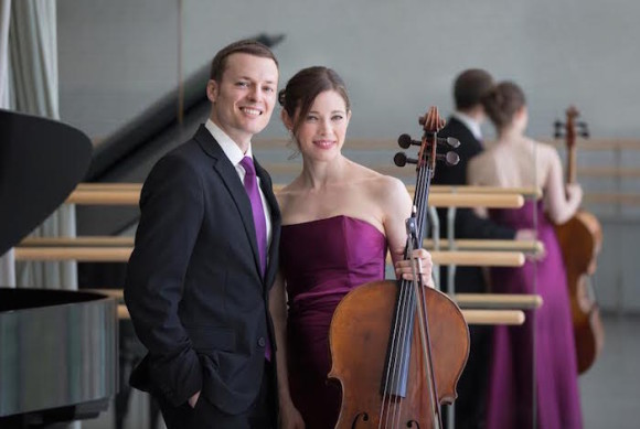 Aaron Wunsch and Julia Bruskin will perform at the Chester Meeting House in the first Collomore Concert of the 42nd season on Sunday, Sept. 27, at 5 p.m.