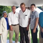 Past, Present and Candidates for Future Selectmen of Chester Gather