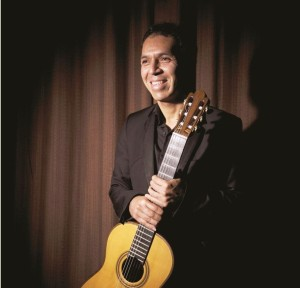 Jorge Caballero, an internationally award-winning classical guitarist, will perform at the Chester Meeting House on Sunday, Nov. 29 at 5 p.m. Tickets are available through CollomoreConcerts.org.