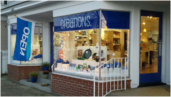 Creations, a gift store located at 712 Boston Post Road in Madison, is hosting an Open House event on Dec. 9th from 5 to 7 p.m.
