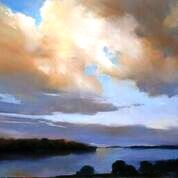 Evening Light by Janine Robertson