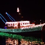 Start the Season with 'Trees in the Rigging' Community Carol Sing & Boat Parade, Sunday