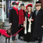 Ring in the Season in Chester on Sunday