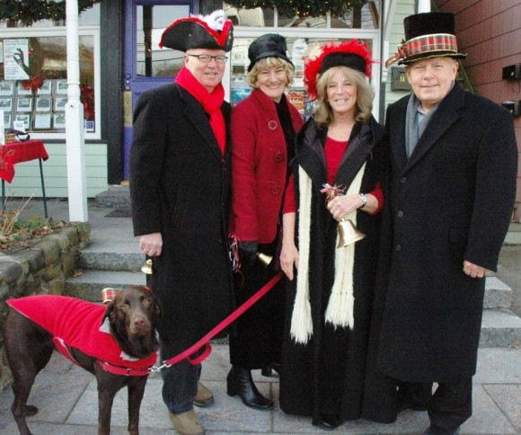 "On Sunday, Nov. 29 Chester will ""Ring in the Season"" at its first Holiday Market of 2015. The town criers will ring out the news of what's happening in town that morning."