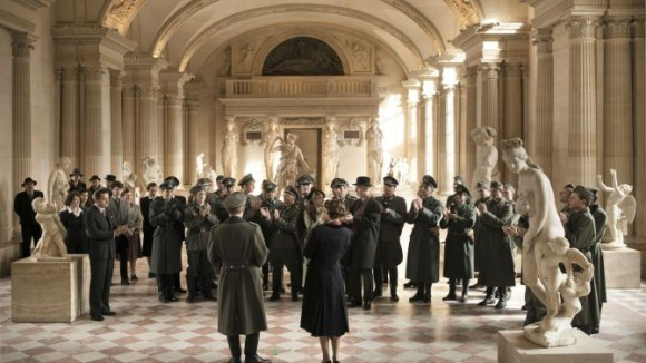 A scene from 'Francophonia.' Image courtesy of Films Boutique.