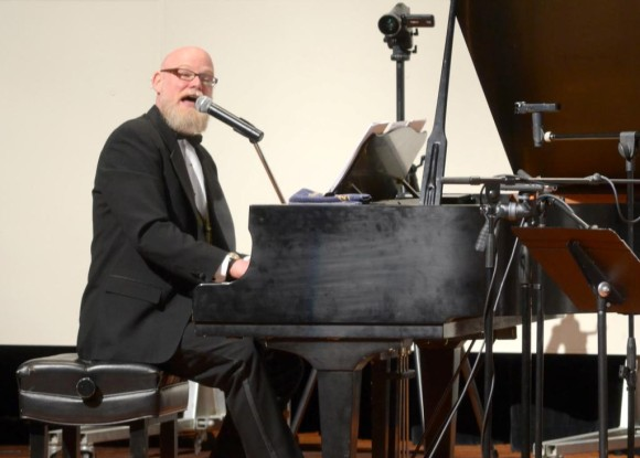 Jeff Barnhart plays Sunday in the next Essex Winter Series concert.