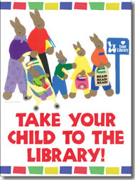 Take Your Child ToThe Library