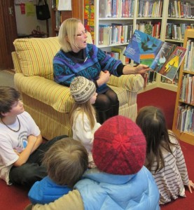 anne nord reading to kids a