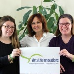 Vista Changes Its Name to Reflect More Clearly Its Expanded Services, Programs
