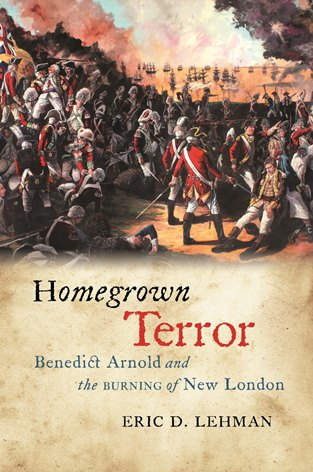 "Cover of ""Homegrown Terror,"" courtesy of Eric Lehman"