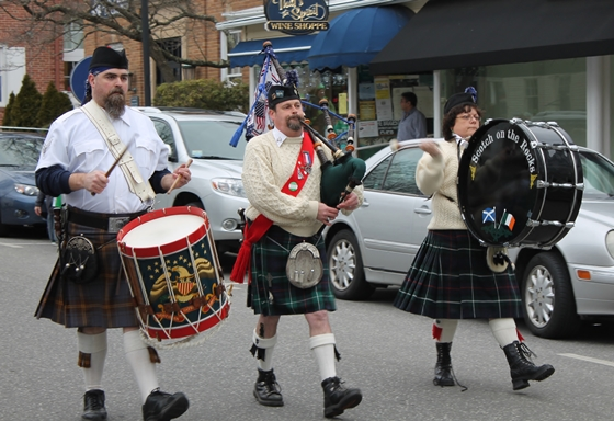 The 5th Annual Essex go Bragh Parade will be held March 12.
