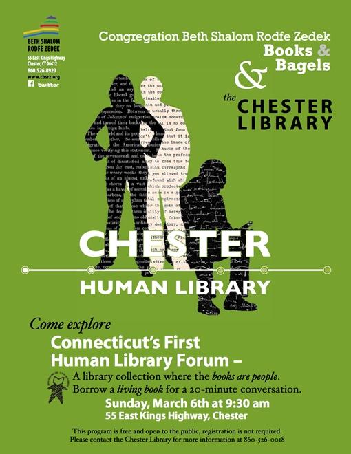 human library poster VNN
