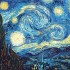 """Paint """"The Starry Night"""" with Vista, March 7"""
