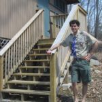 Chester/Deep River Boy Scout Troop 13's Newest Eagle Scout