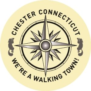 Peter Good and Janet Cummings created a Walking Town decal and pewter ornament.