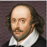 William Shakespeare, 4/23/1564 – 4/23/1616
