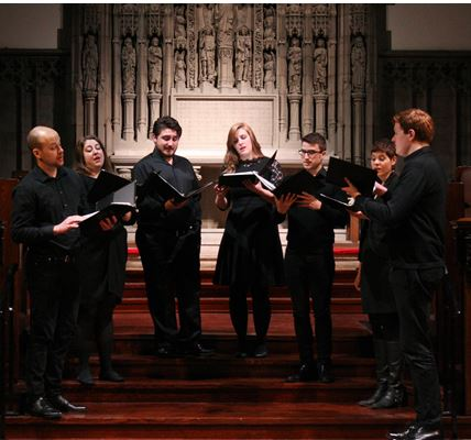 'The New Consort' will present a concert commemorating the 400th anniversary of the death of William Shakespeare on Saturday, April 23, at St. Ann's Church in Old Lyme.