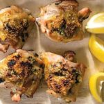 A la Carte: Roasted Chicken Thighs
