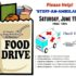 """Get Ready to """"Stuff-the-Ambulance"""" in Shoreline Soup Kitchens Food Drive, June 11"""