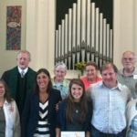 "Ann Carl Receives ""Making A Difference"" Award from Essex Congregational Church"