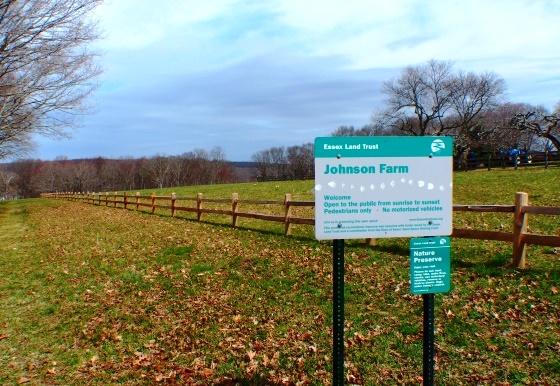 Explore Johnson Farm, the Essex Land Trust's newest acquisition, on July 9.