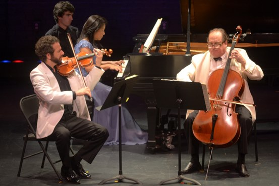 Violinist Steven Copes, pianist Mihae Lee and cellist Ronald Thomas will be among the performers in the 2016 season of the Chestnut Hill Concerts.