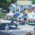 Maple and Main Gallery Artists Paint Chester Scenes for First Friday Show, July 1