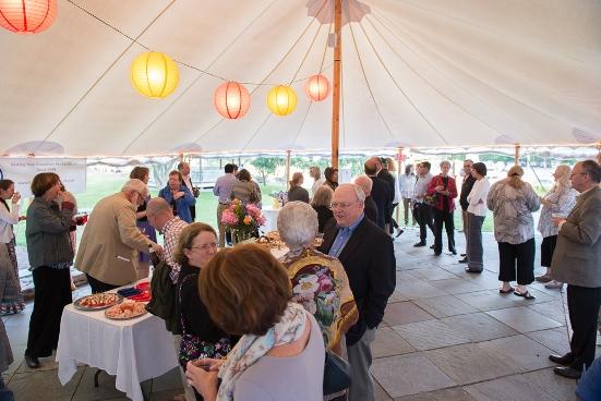 Essex Community Fund event in 2015.
