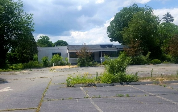 The Plains Road property where the Iron Chef restaurant has been long empty has been approved for apartments.