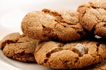 Molasses cookies (Huffington Post)