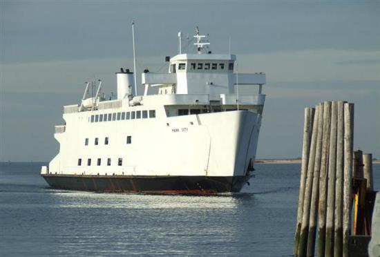 Bridgeport to Port Jefferson Ferry