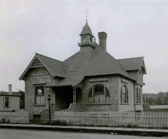 Ivoryton Library. All photos courtesy of Essex Historical Society.