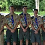 Chester/Deep River Boy Scout Troop 13 Announces Five New Eagle Scouts