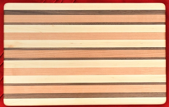 Butcherblock Cutting Board by Pondside Kitchens