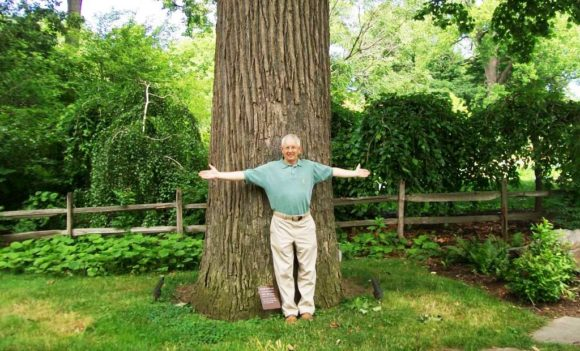 Bob Kuchta will lead a walk in the Preserve Oct. 8 about tree names.