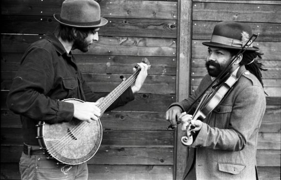 Ben Hunter and Joe Seamons will perform at the Connecticut River Museum on Sept. 18.