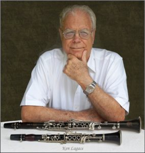 Clarinetist Ken Lagace will lead a full day of workshops, Oct. 29.
