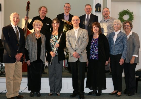 Community Music School faculty will present a concert, Nov. 12.