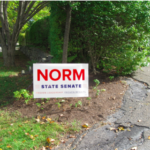 Op-Ed: Lawn Signs, Lawn Signs Everywhere … Well, in Essex Anyway