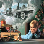 Enjoy Trees, Trains & Traditions at Deep River Historical Society Today