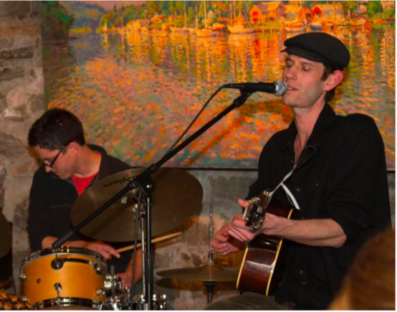 Supercool will play at the Concert in the Garden on Nov. 26.