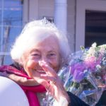 Celebrating her 99th, Mary Vidbergs is Justifiably 'Queen for a Day'