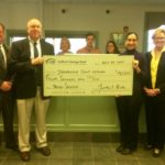 Guilford Savings Bank Supports Shoreline Soup Kitchens & Pantries with 'Green for Greens'