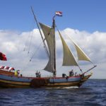 Famed Re-creation of Adriaen Block's Boat 'Onrust' to Arrive at RiverFare, June 1
