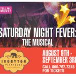 Rockfall Foundation Presents a Night at Ivoryton Playhouse to Benefit Environmental Programs, Aug. 17