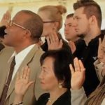 CT River Museum Hosts Naturalization Ceremony for 50 Immigrants from 26 Countries